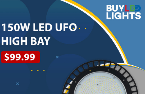 What are the Advantages of LED High Bay Lights?   BUYLEDLIGHTS